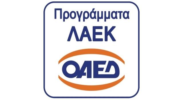 ΛΑΕΚ 1-30 – Πρόγραμμα Επαγγελματικής Κατάρτισης Εργαζομένων  σε Μικρές Επιχειρήσεις Έτους 2017